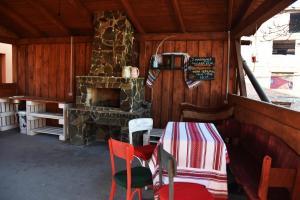 Гостевой дом Mandrivnyi, Ясиня