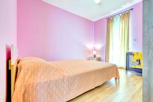 Apartment with 2 bedrooms in Strozanac with wonderful sea view furnished garden and WiFi