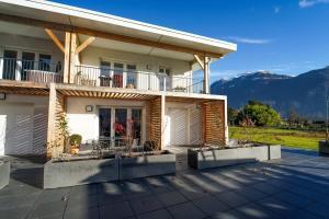 Appartement pour 4 personnes avec piscine et tennis de copropriété #2 - Hotel - Lathuile