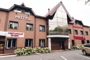 Отель Стори