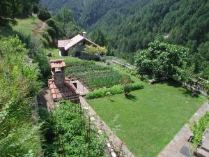A Ceresera, Загородные дома  Бадаин - big - 1