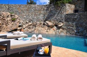 Location gîte, chambres d'hotes Hôtel Case Latine dans le département Corse du Sud 2a