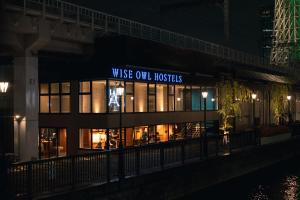 Wise Owl Hostels River Tokyo