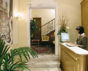 Hotel La Lumiere Di Piazza Di Spagna, Szállodák  Róma - big - 64