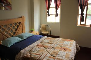Andescamp Hostel, Hostely  Huaraz - big - 24