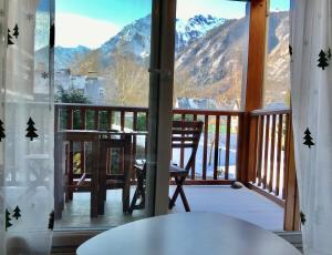 Appartement-Terrasse Les Edelweiss - Loudenvielle location - Hotel - Valle du Louron / Loudenvielle