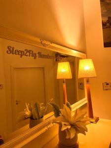 Sleep2Fly Hamburg-Airport