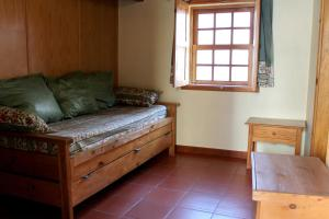 Apartment with one bedroom in Seia with furnished terrace and WiFi 200 m from the beach