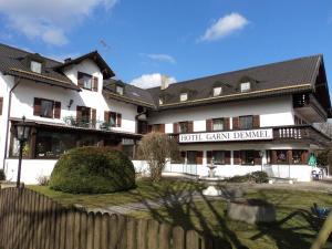 Hotel Garni Demmel - Heufeld