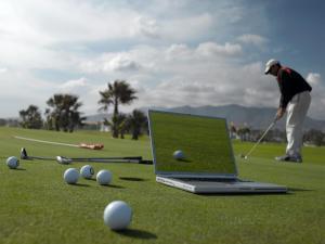 Parador de Málaga Golf, Отели  Малага - big - 46