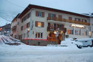 Accommodation in Lanslebourg-Mont-Cenis