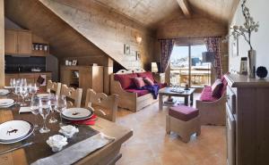 CGH Résidences & Spas Le Chalet des Dolines - Hotel - Montgenèvre