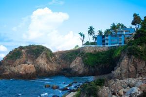 Santa Maria Acapulco sea view