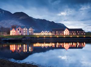 The Isles of Glencoe Hotel - Glencoe