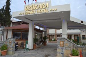 Апарт-отель Ozukara Apart 1, Гюмбет