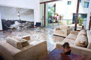 Mar Brasil Hotel, Hotely  Salvador - big - 66