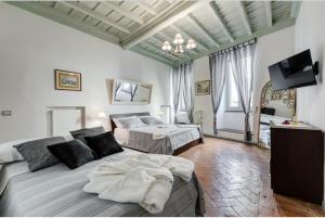 Casa Laura Rione Monti vista Fori Imperiali - abcRoma.com