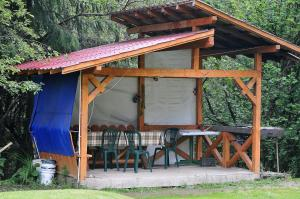 Cabana Suprema Armonie, Лоджи  Dîmbovicioara - big - 14