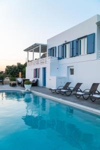 Villa Tani Antiparos Greece