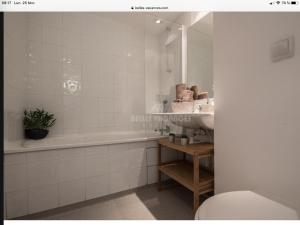Appartement T1 classé 3***centre St Lary village