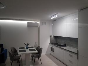 Modern old town apartment
