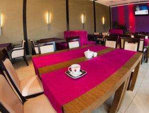 Hotton Hotel, Hotely  Gdynia - big - 79