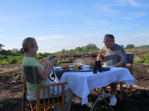 Mahoora Tented Safari Camp All-Inclusive - Udawalawe, Кемпинги  Удавалаве - big - 42