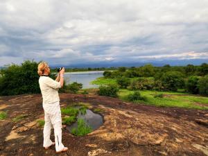 Mahoora Tented Safari Camp All-Inclusive - Udawalawe, Кемпинги  Удавалаве - big - 28