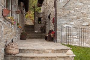Agriturismo Le Querciole, Farmy  Borgo Val di Taro - big - 31