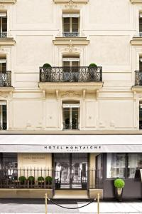 Montaigne hotel, 