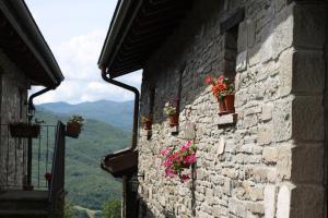 Agriturismo Le Querciole, Farmy  Borgo Val di Taro - big - 28