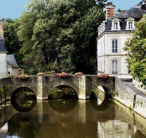 Location gîte, chambres d'hotes La Demeure de l'Ile dans le département Mayenne 53