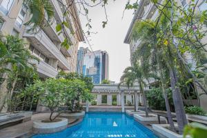 Twin Peaks Residence, The heart of Bangkok by N'Dee
