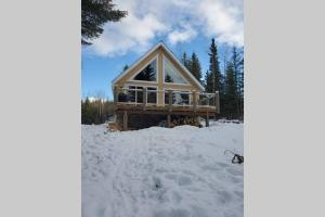 Scarlet Antlers Lakeside Cabin - Hotel - Bridge Lake