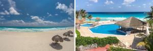Beach & Ocean Front Apartments Brisas Cancun Zona Hotelera