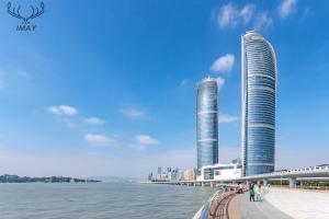Xiamen Twin Tower Sea View Apartment