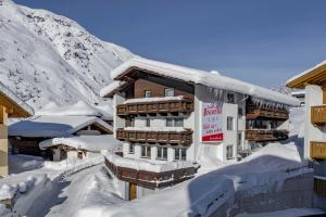 Chalet Alpenblume - Obergurgl-Hochgurgl