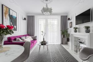 Luksusowy apartament Hercena7 w sercu miasta