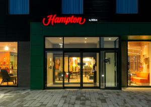 Hampton By Hilton Blackburn