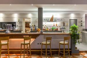 Club Hotel e Residence La Vela, Szállodák  Nago-Torbole - big - 29