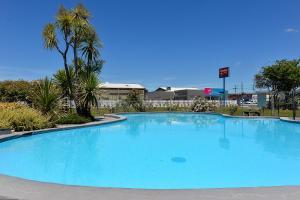 Cleveland Thermal Motel, Motely  Rotorua - big - 80