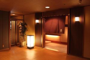 Aki Grand Hotel & Spa, Hotely  Mijadžima - big - 36