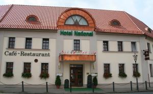 Hotel National - Krippehna
