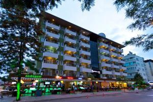Royalisa City Apart Hotel, Алания