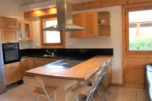 Brilliantly located spacious 4-Bedroom Chalet - Hotel - Les Carroz