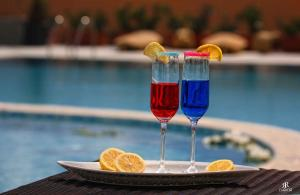 Grand Hotel Paradiso, Hotely  Catanzaro Lido - big - 77