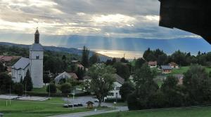 Balcony of lake Geneva