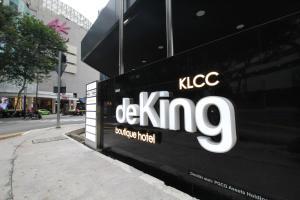 de King Boutique Hotel KLCC