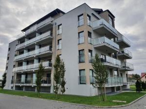 Apartament Alicja Pięć Mórz Sianożęty