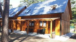 Domki Letniskowe Wiktorek